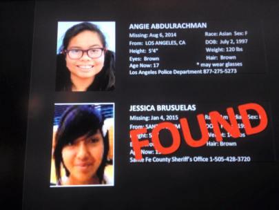 Missing Kids 2015 found 10