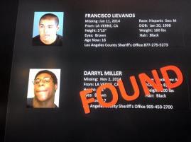 Missing Kids 2015 found 2
