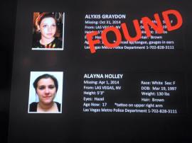 Missing Kids 2015 found 4