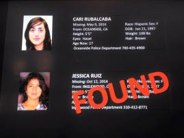 Missing Kids 2015 found 7