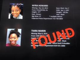 Missing Kids 2015 found 8