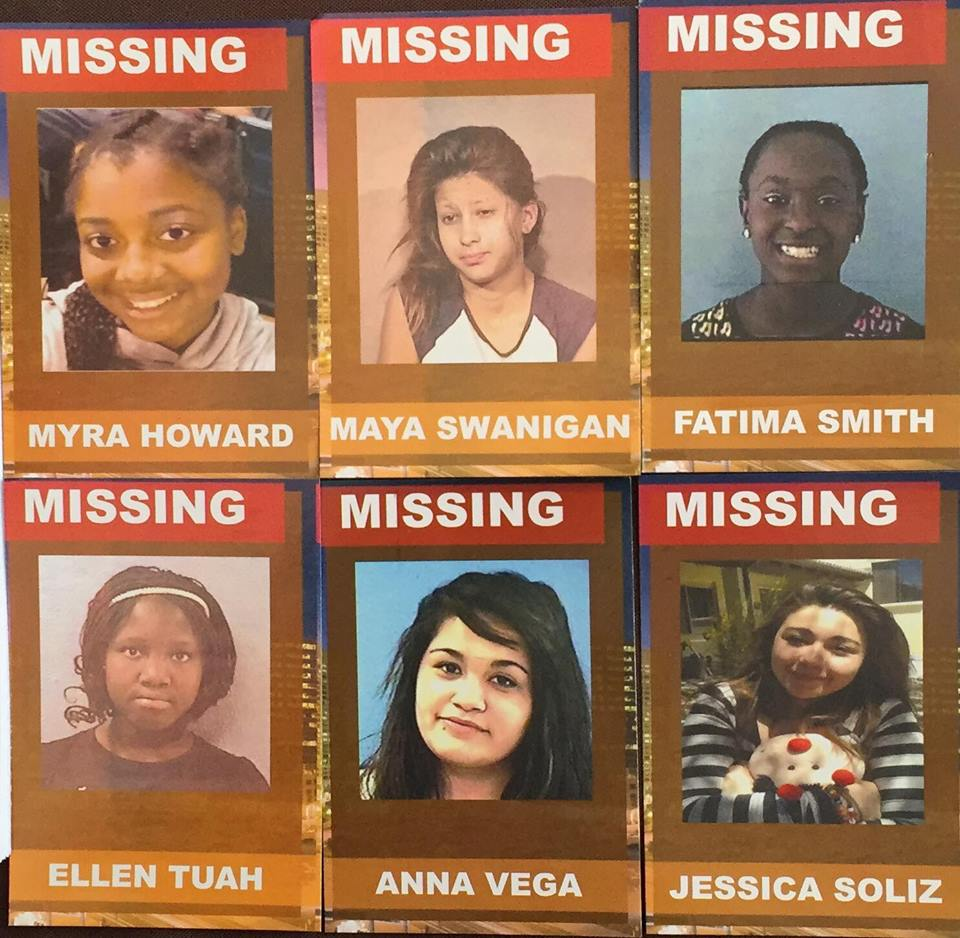 missing children The mission of the missing children/adults clearinghouse is to receive and distribute information on missing children and adults to local law enforcement agencies, school districts, state and federal agencies, and the public in 1989, the oregon legislature mandated that osp establish and maintain a .