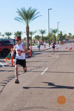 1st place runner, Brandon!!