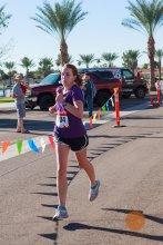 1st place RLR runner, Kailey Rumbo!